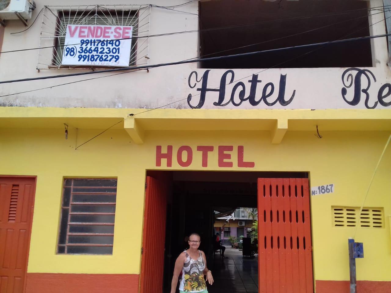 Vende-se HOTEL REI SALOMÃO